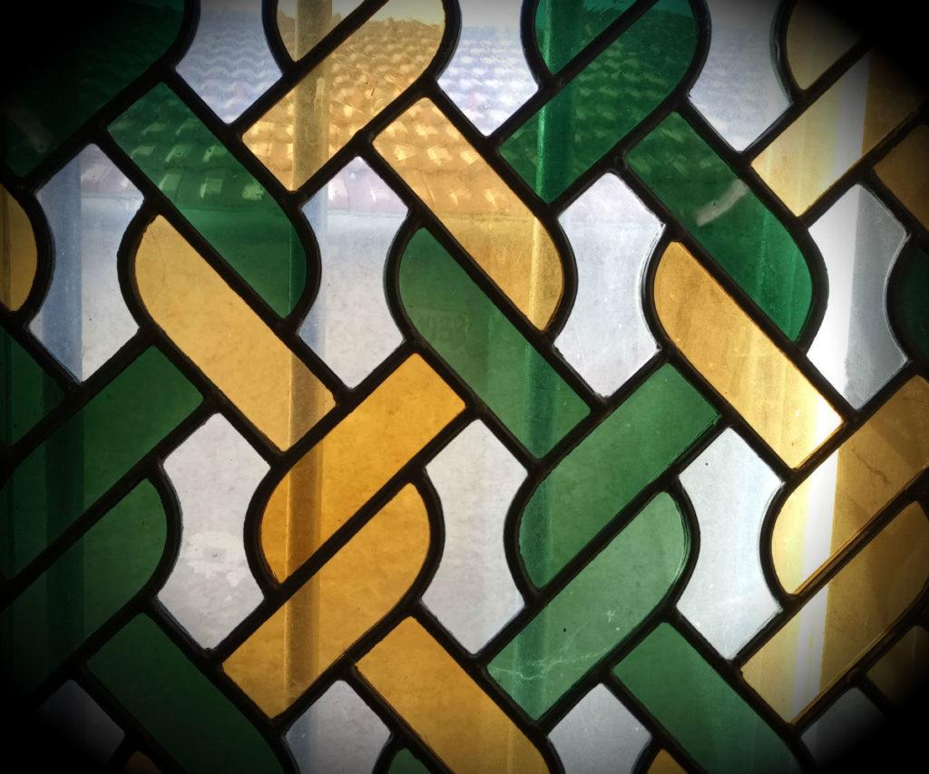 vitrerie vitrail bâtons rompus