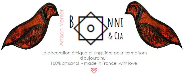 Bonni & Cla – Vitrail et Objet de décoration en verre